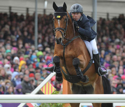 badminton 2014 Sam Griffiths et Pauland Brockagh largeL