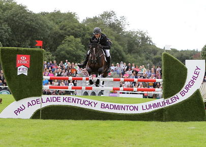 burghley  Jonathan Paget et Clifton promise largeL