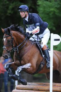 burghley William Fox-Pitt et Parklane Hawk, largeP