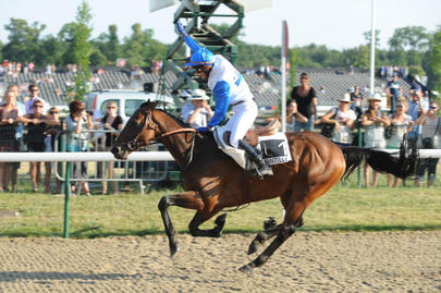 Chantilly 13- Race'n Jump- Eugénie Angot en jockey  largeL