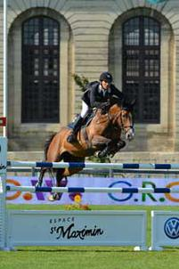 chantilly 2013- Steve Guerdat et Jalisca Solier largeP
