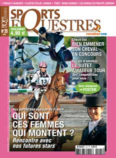 couv Sports equestres 25 avril 2013