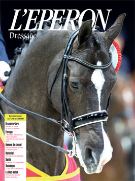 eperon supplement dressage 2014