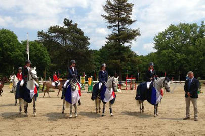 equipe de france poney wierden largeL