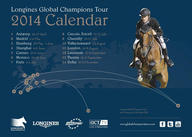 Global Champions Tour 2014- Longines mediumL