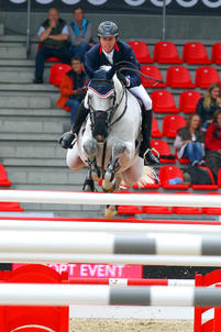 Herning 13- Ben Maher et Cella largeP
