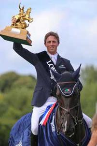 hickstead 2013- Ben Maher et Tripple X largeP