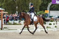 Luhmuehlen Lucinda Fredericks et Flying Finish mediumL