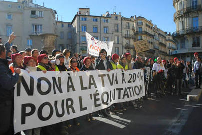Montpellier manif largeL