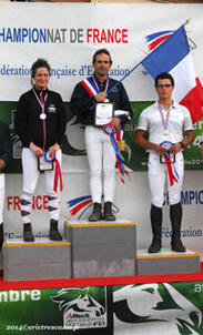 Podium 160km championnat de France 2014 largeP