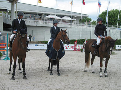 saint lo podium cir 5 ans largeL