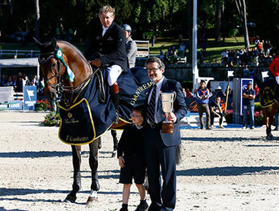 saumur 2013 Nick Skelton et Big Star largeL