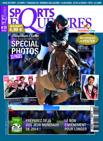 sports equestres octobre 2013