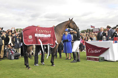 windsor cartier queen's cup galatica largeL