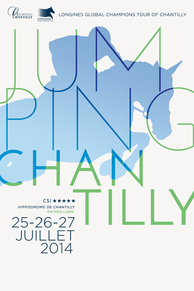 affiche global chantilly 2014