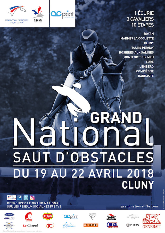 Affiche GN Cluny 2018