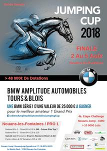Affiche Jumping Cup 2018 région centre largeP