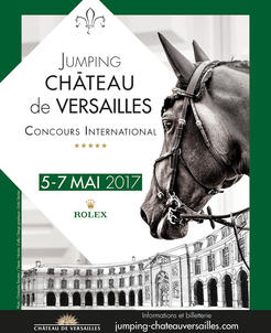 Affiche Jumping Versailles 2017 largeP