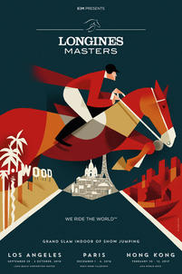 affiche longines masters largeP