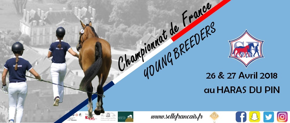 Affiche Young Breeders 2018