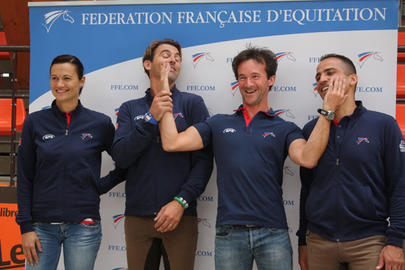 ambiance equipe france dressage largeL