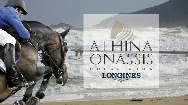 Athina Onassis International Horse Show  2015