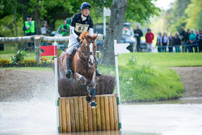 Badminton 2015 William Fox-Pitt et Chilli Morning largeL