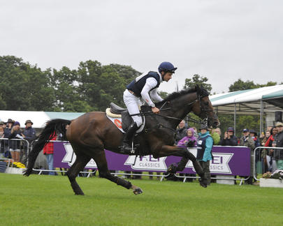 burghley 16 Christopher Burton/Nobilis 18 largeL