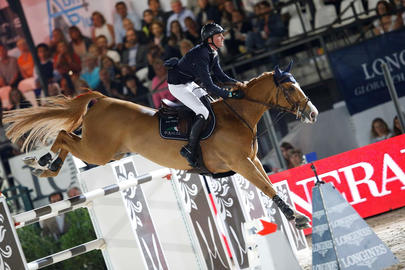 Cannes 2015 - Ben Maher et Aristo Z largeL