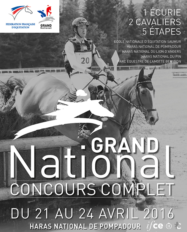 CCE Grand National Pompadour