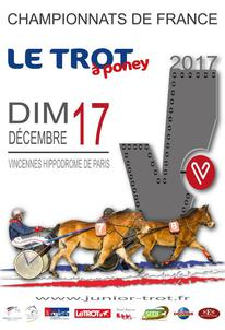 Championnat de France trot à poney 2017 largeP
