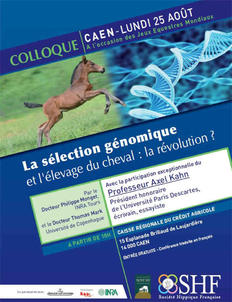 colloque shf- selection genomique largeP