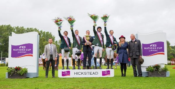 Coupe des nations Hickstead 2017