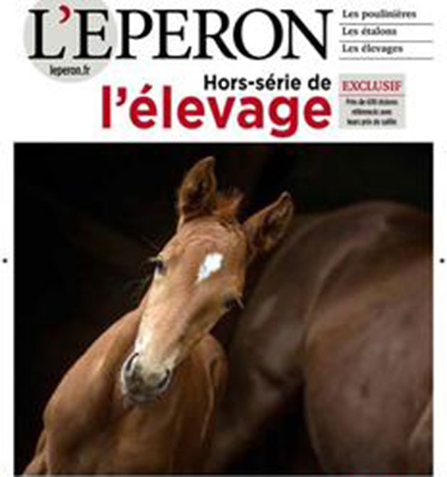 couv hors serie eperon