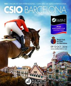 csio Barcelone 2014 largeP