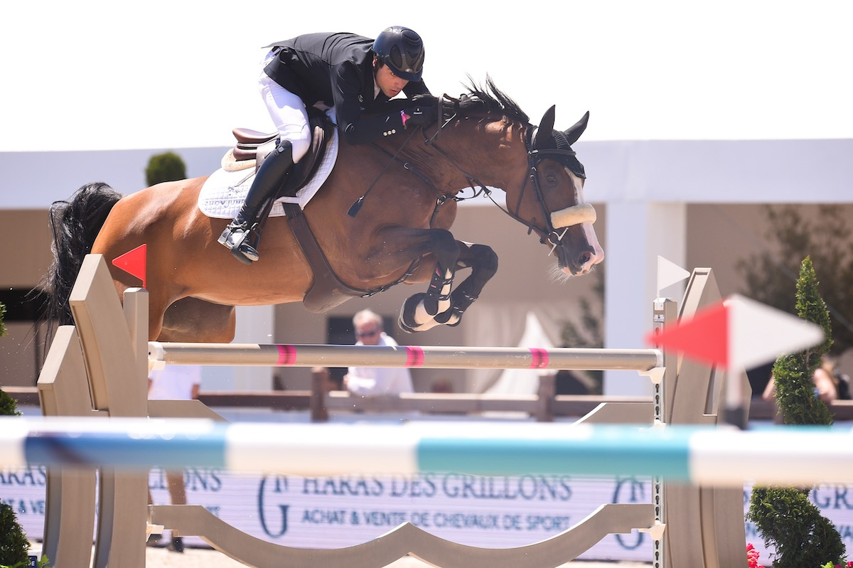 Edward Levy Rebeca LS CSI 4* Grimaud 2019