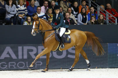 Edwina Tops Alexander et Old Chap Tame largeL