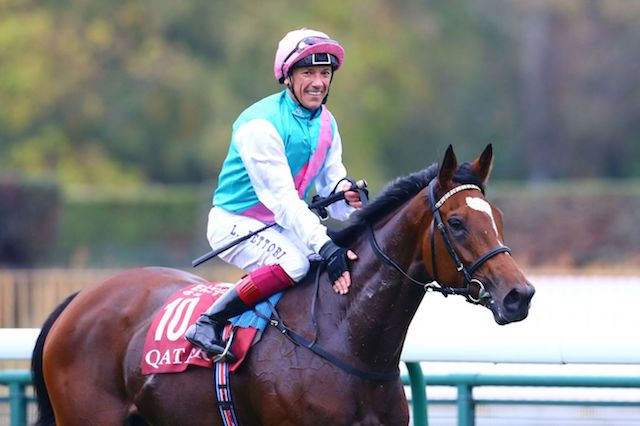 Enable Dettori Arc de triomphe 2018
