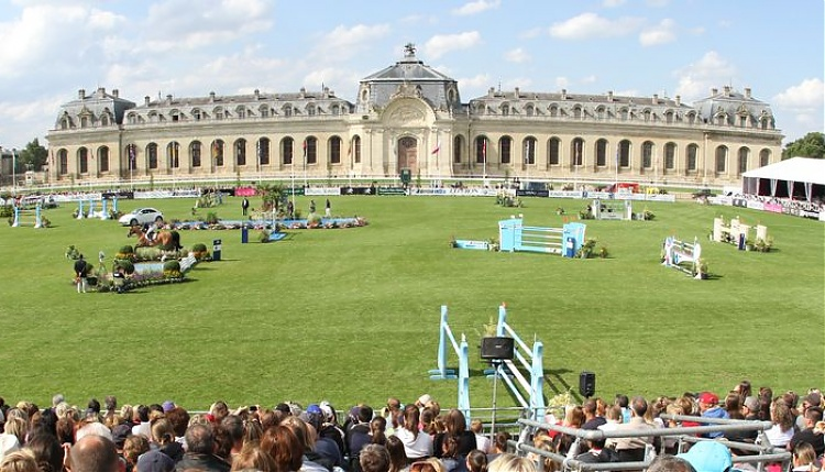 Global Champions Tour Chantilly