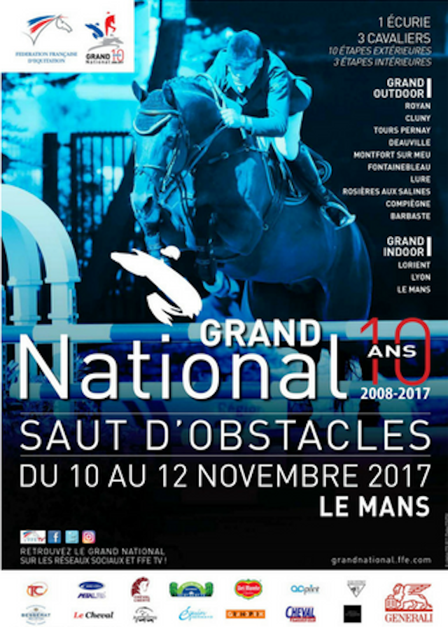 Grand National CSO Le Mans 2017