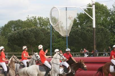 Horse Ball St Lô Cadet Elite largeL
