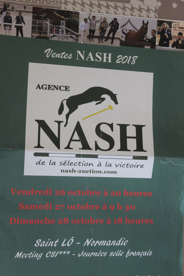 Illustration vente Nash 2018