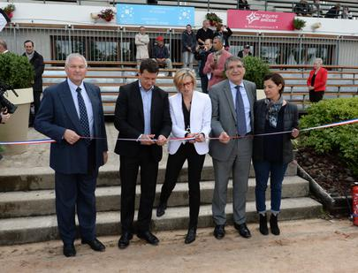 Inauguration bourg en bresse 2016 largeL