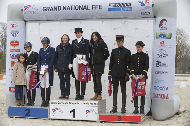 jardy 2016 Le podium du Grand National