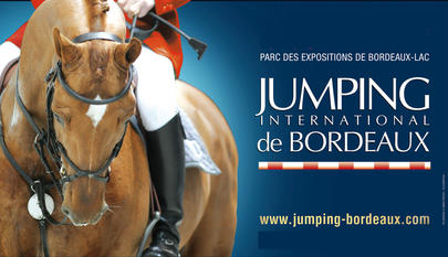 jumping bordeaux largeL
