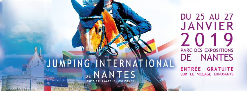 Jumping international de Nantes 2019