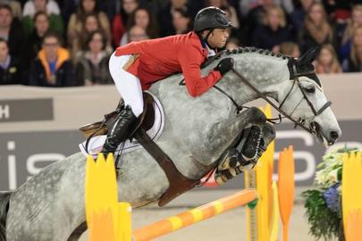 Kent Farrington et Uceko largeL