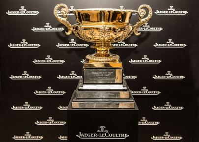 Le Gold Cup Trophy largeL