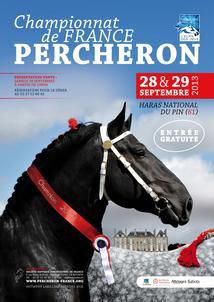 Le pin- Championnat france percherons largeP