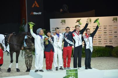le podium homme largeL